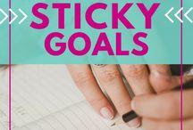 Goal Setting / Helpful tools, resources, courses for goal setting | Turn your goals into reality with planning