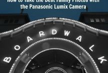 Lumix Lounge / Panasonic Luxix / by TravelingMom