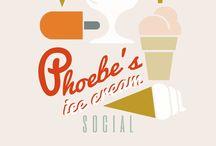 ice cream party / by Rachael Olson