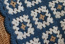 Crochet / Baby blanket / by Jean Carbano