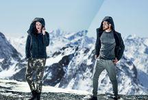 Brunotti NMTC - No matter the conditions / NMTC - the Brunotti fashion collection. No Matter The Conditions / by Brunotti .