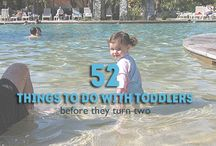 Totally Toddler (lol) / Activities, recipes and tips for a 1-3 year old