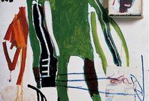 Jean Michel Basquiat.