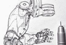 Механические вещи