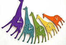 Детские часы для бизиборда