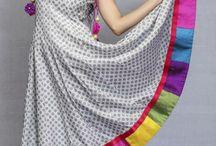 colourful kurta