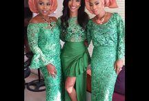 Nigerian dress