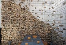 mur jardin naturel
