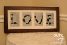 auction project ideas / by Brooke Trexler