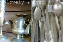 vintage {oh for the love} / I adore and collect vintage!
