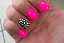 Nails<3 / by Kenzie Higgs