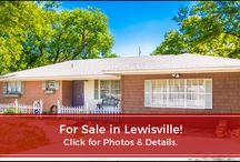 Homes for Sale in Lewiville
