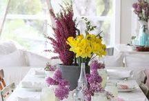 Flowers make me happy / by Megan Barney