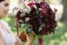 bouquet purple