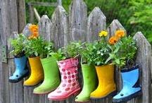 Garden Ideas!!!!