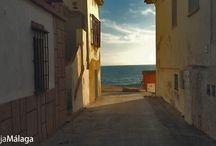 Playa de la Araña (Fábrica de Cemento), Málaga. / En el pequeño barrio de La Araña, entre sus dos maravillosas playas, se encuentra una zona rocosa con un encanto que no debes perderte.