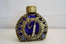 Perfume bottles 香水瓶 / by Kingman Sheih 薛無