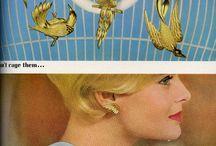 Trifari jewelry advertisement / by Paola Calvia