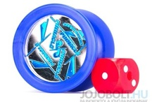 Yoyojam Yoyos / Yoyojam is one of the oldest yoyo companies. Made only in the USA. http://www.jojobolt.hu/14-yoyojam