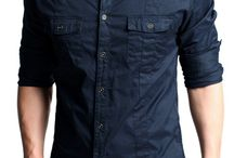 men shirt style