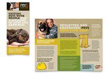 Brochure Dog Food