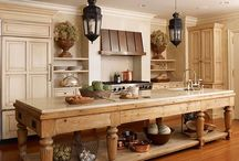 French Inspired Kitchens