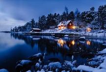 My dream home lake house