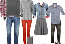 What to wear: Christmas  / by Elizabeth Bartley