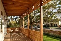 PORCH / veranda, porch, balcony, patio