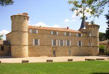 Château de Jonquières / visite du vignoble et des chais au Château de Jonquières dans le Languedoc Roussillon Réservez avec winetourbooking.com