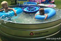 Pool tank