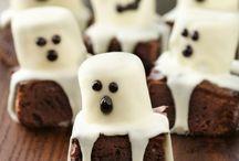 DIY Halloween Tasty Treats