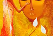 Colormysoul / Buddha painting