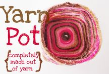 yarn !! / by Courtney Keener