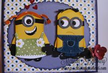 Minions / by MaryEllen Leigh-Stover