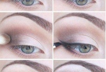 Eyes etc / Make-up ideas.