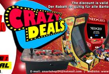 This weeks Great Arcade Bartop Offers ...