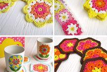 Colourful Crochet inspiration