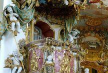 francia oltárok