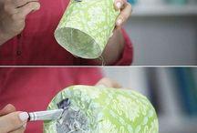 Riciclo bottiglie