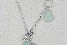 seaglass jewelry