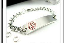 Medical Bracelets for Men's / Medical Bracelets for Men's