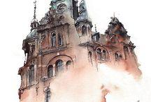 drawing architecture - SUNGA PARK