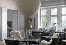 X_Vardagsrummet Sankt Eriksg / Livingroom interior / by Sofie Saberski