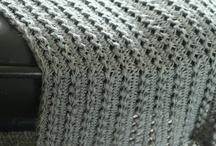 crochet & knit for home / crochet y punto para casa