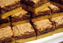 Recipes-édes sütik