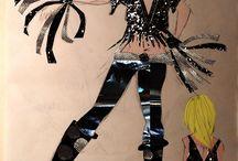 Ballerina - Stylist - Contest - Bailo de Vent 2016 / BALLERINA DARK , REALIZZATA PER #BalloPerSfogo https://www.facebook.com/media/set/edit/a.1154451027918916.1073741882.1125521110811908/ <3 , -ideas de Mi Mama, realizada- .