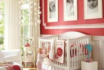 Baby's nursery room