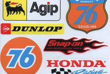 vintage stiker