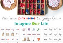 Montessori language